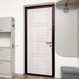 Входные двери для квартир серии «Эконом», «Стандарт» и «Премиум»